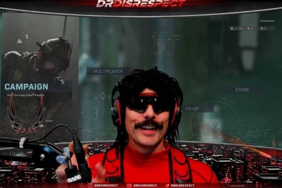 Dr Disrespect Suggests One Key Change For Warzone's Iron Trials Mode