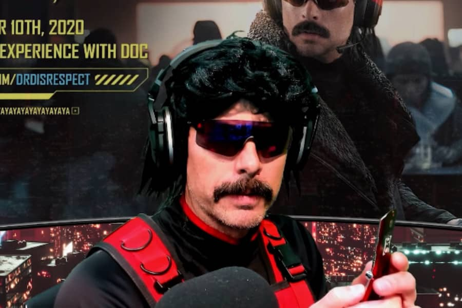 Dr Disrespect Slams Viewer Who Told Him to Open Apex Legends Packs