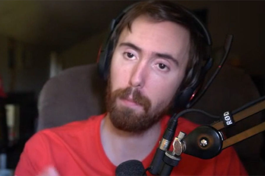 Asmongold Becomes Twitch's Bad Guy For No Good Reason