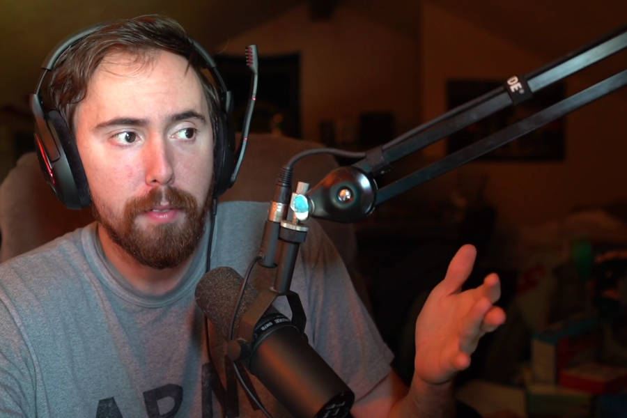 Asmongold Asked The Devs to Stop The Players From Impersonating Twitch Stars