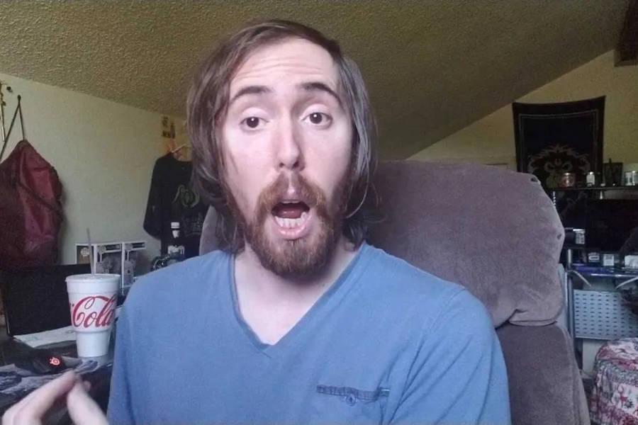 Asmongold Mocks Decision Of Overwatch