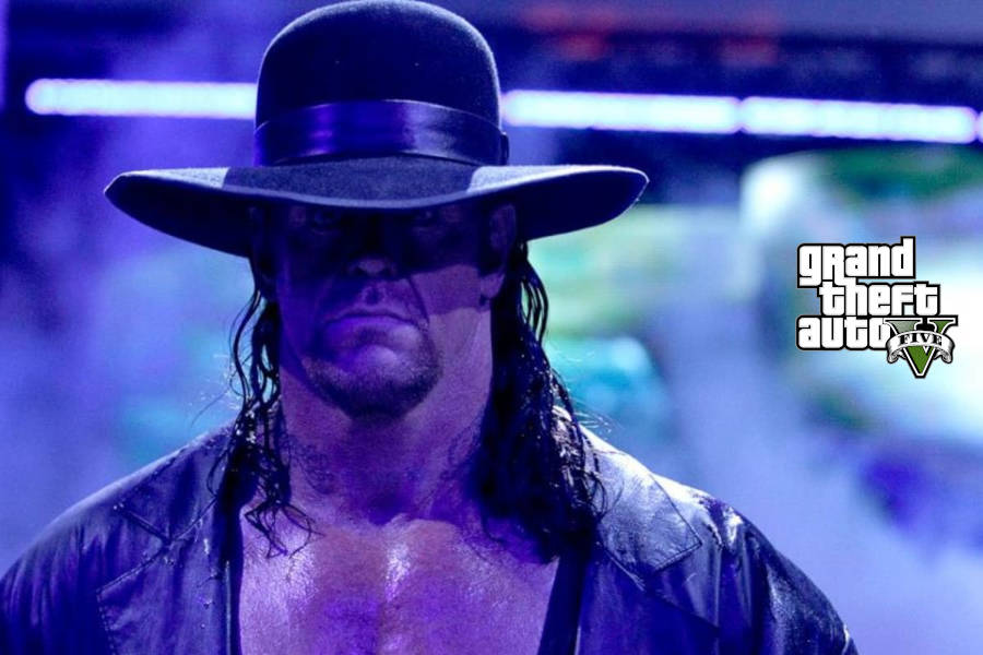 GTA Player Plays As The Undertaker