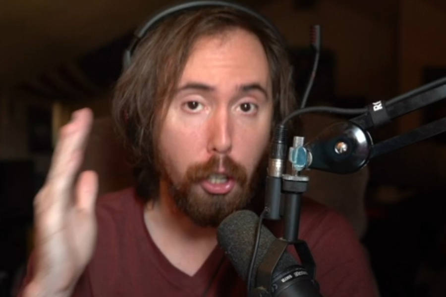 Asmongold Mind Blown By Glamour Of JainaProudmoore In FFXIV