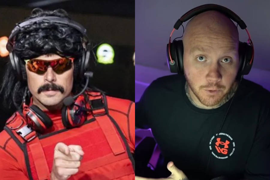 TimTheTatman And Dr Disrespect React to Battlefield 2042's Release