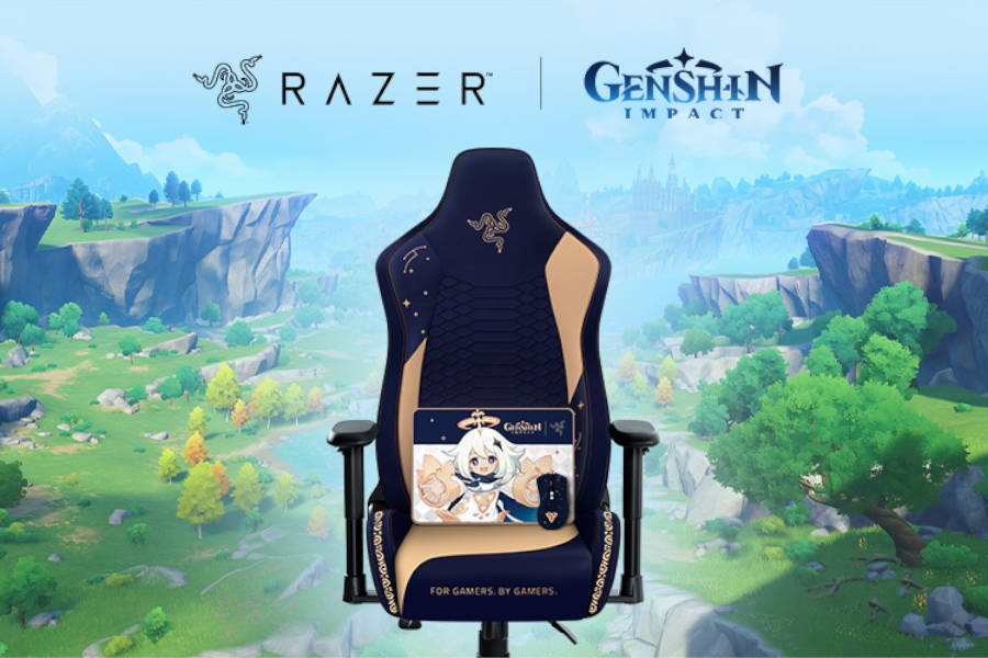 Razer Partners With Genshin Impact