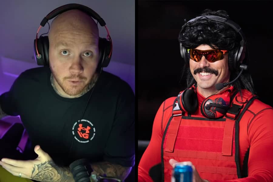 Top 5 Dr Disrespect and TimTheTatman Moments